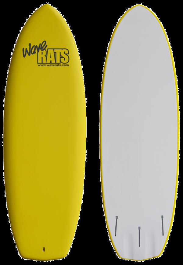 Rippa Boards - Waverats Softboards