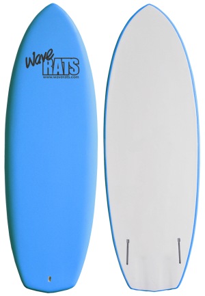 Waverats Grom Boards Light Blue