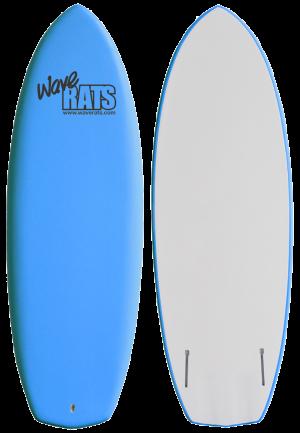Waverats Grom Boards Light Blue