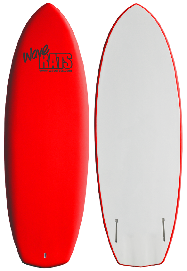 Waverats Grom Boards Red